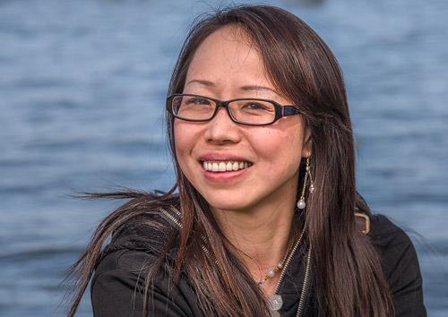 Xinye Yu is acupuncturist en beoefent de traditionele Chinese geneeskunde in Huissen bij Arnhem
