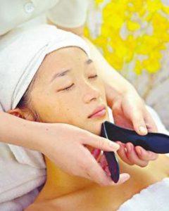 Gua Sha behandeling is een behandeling voor de energie doorstroming